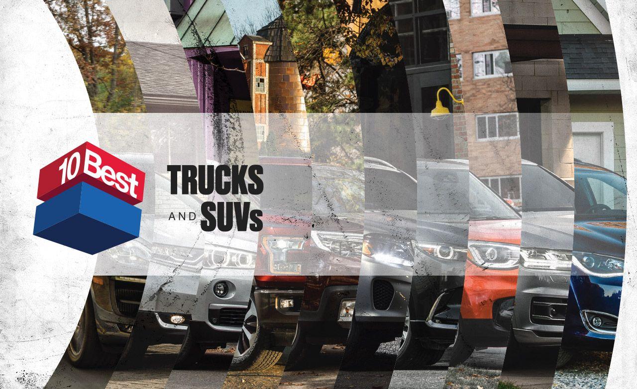 2017 10Best Trucks and SUVs