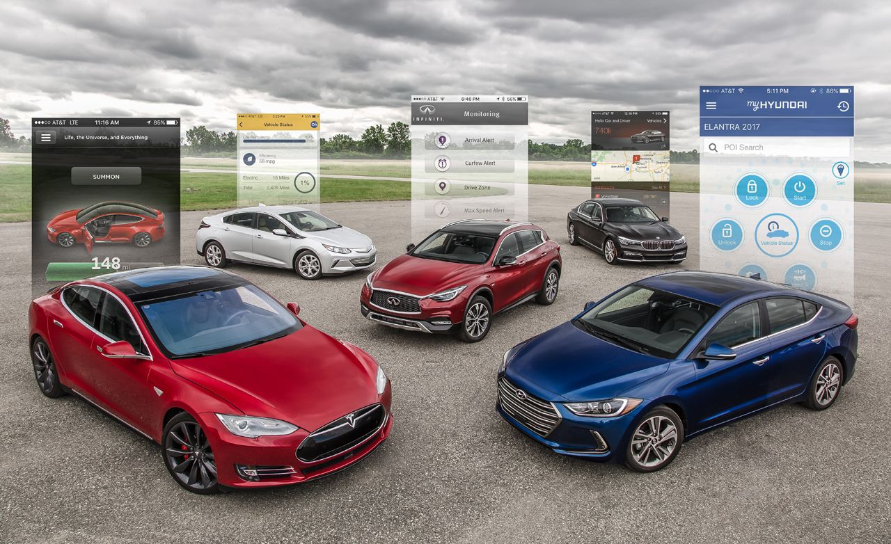 The State of the App: We Test Five Automaker Apps to See If They Make Car Ownership More Convenient