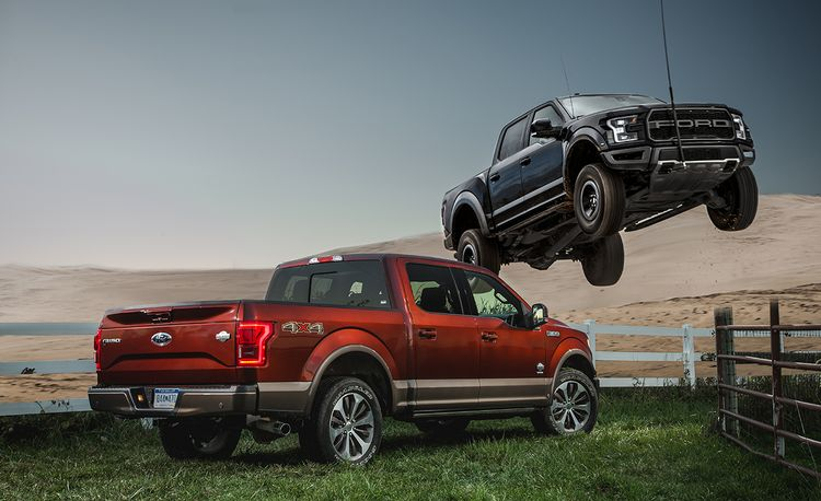 The Ford F-150 / F-150 Raptor Is the Best Full-Size Pickup