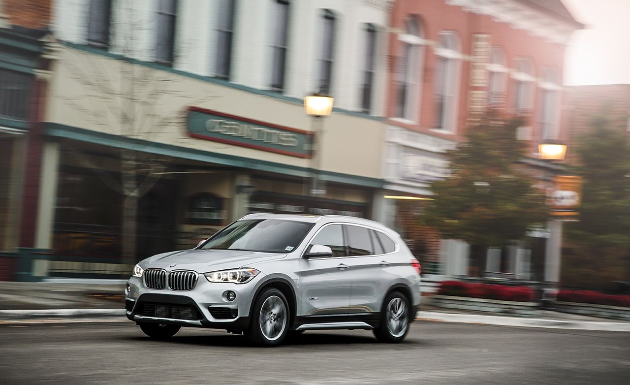 The BMW X1 Is the Best Subcompact Luxury SUV – 2017 10Best Trucks and SUVs