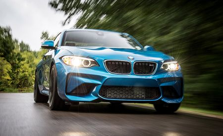 2017 10Best Cars: BMW M2 / M240i