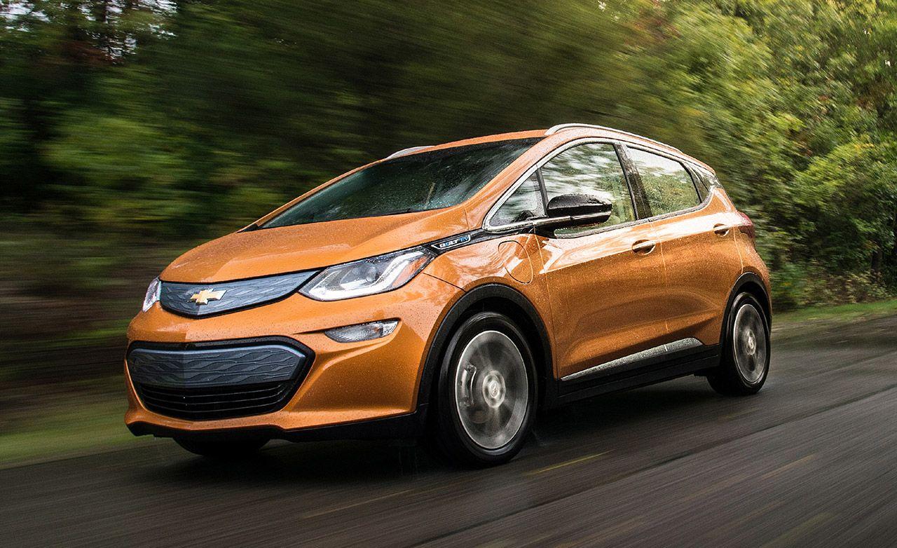 2017 10Best Cars: Chevrolet Bolt