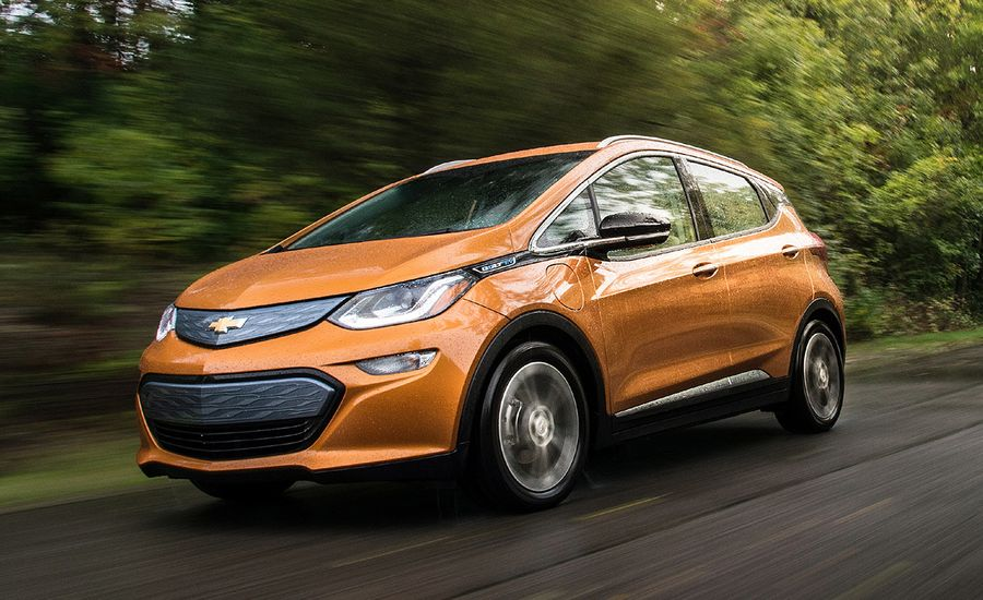 Chevrolet Bolt: 2017 10Best Cars – Feature – Car and Driver