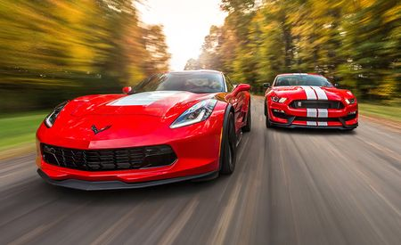 2017 10Best Cars: Chevrolet Corvette Grand Sport and Ford Mustang Shelby GT350 / GT350R