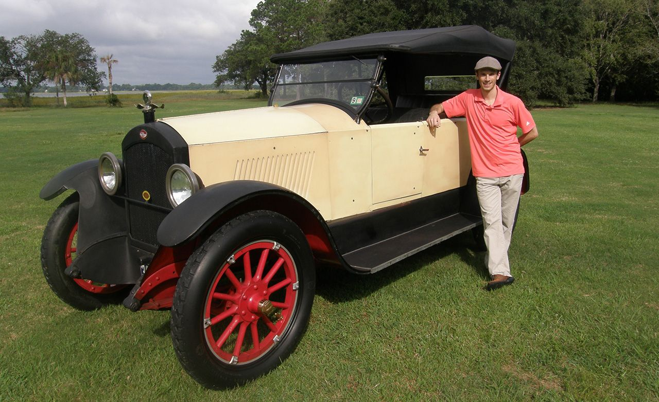 Old Cars, New Respect: Extending Historic Preservation to ...