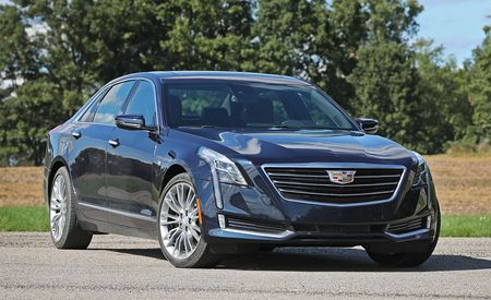 2016 Cadillac CT6 3.6 AWD