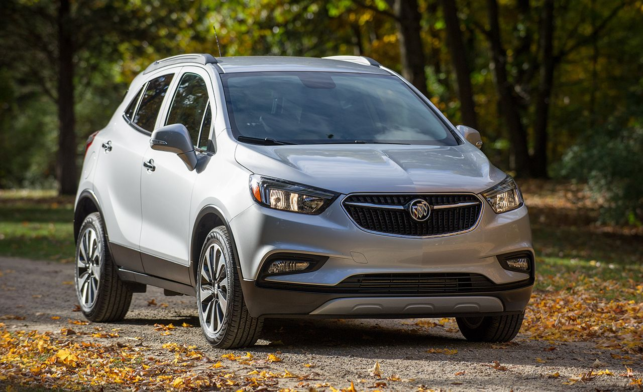 2019 Buick Encore Reviews Price Photos And Specs Car Driver