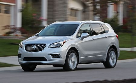 2017 Buick Envision 2.0T AWD