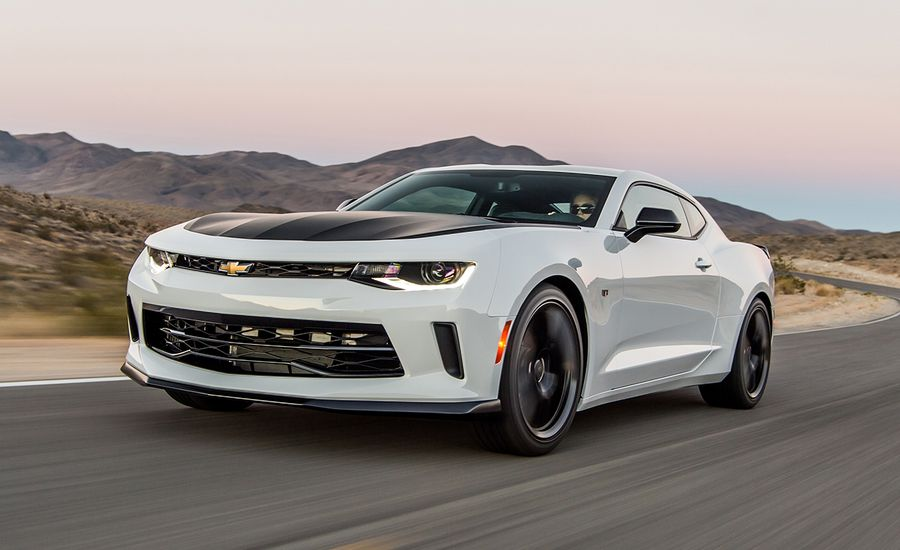 Camaro Ss Review Car And Driver