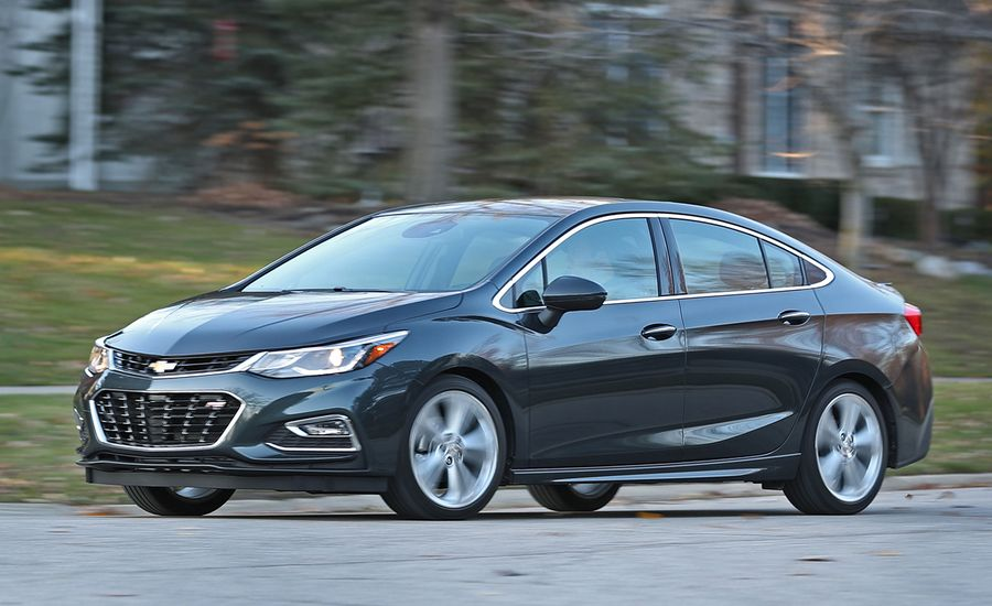 Chevrolet Cruze Used Car Price