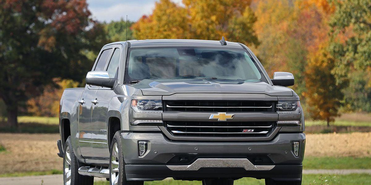 2017 Chevrolet Silverado 1500 – Review – Car and Driver