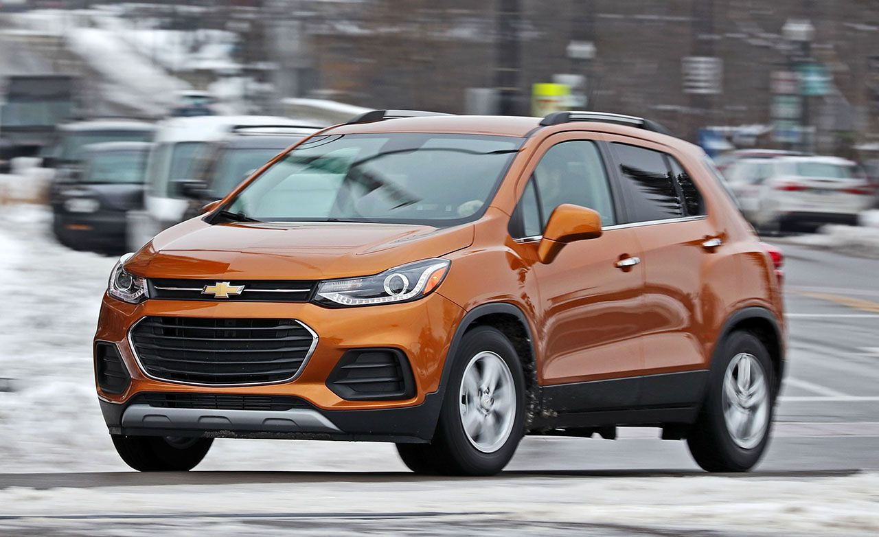 2017 Chevrolet Trax FWD