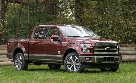 2017 Ford F-150 3.5L EcoBoost 10-Speed Automatic 4x4