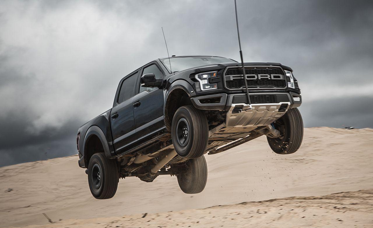 Ford F  Raptor Supercrew