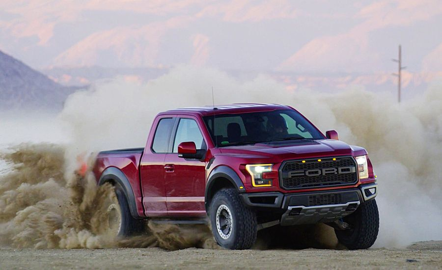 2017 ford f 150 raptor first drive review car and driver 2017 ford f 150 raptor publicscrutiny Choice Image