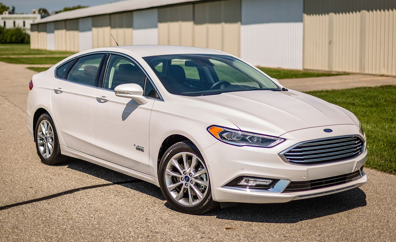 Ford Fusion Energi Plug In Hybrid