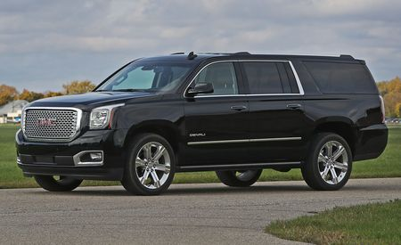 2017 GMC Yukon XL Denali 4WD 8-Speed Automatic