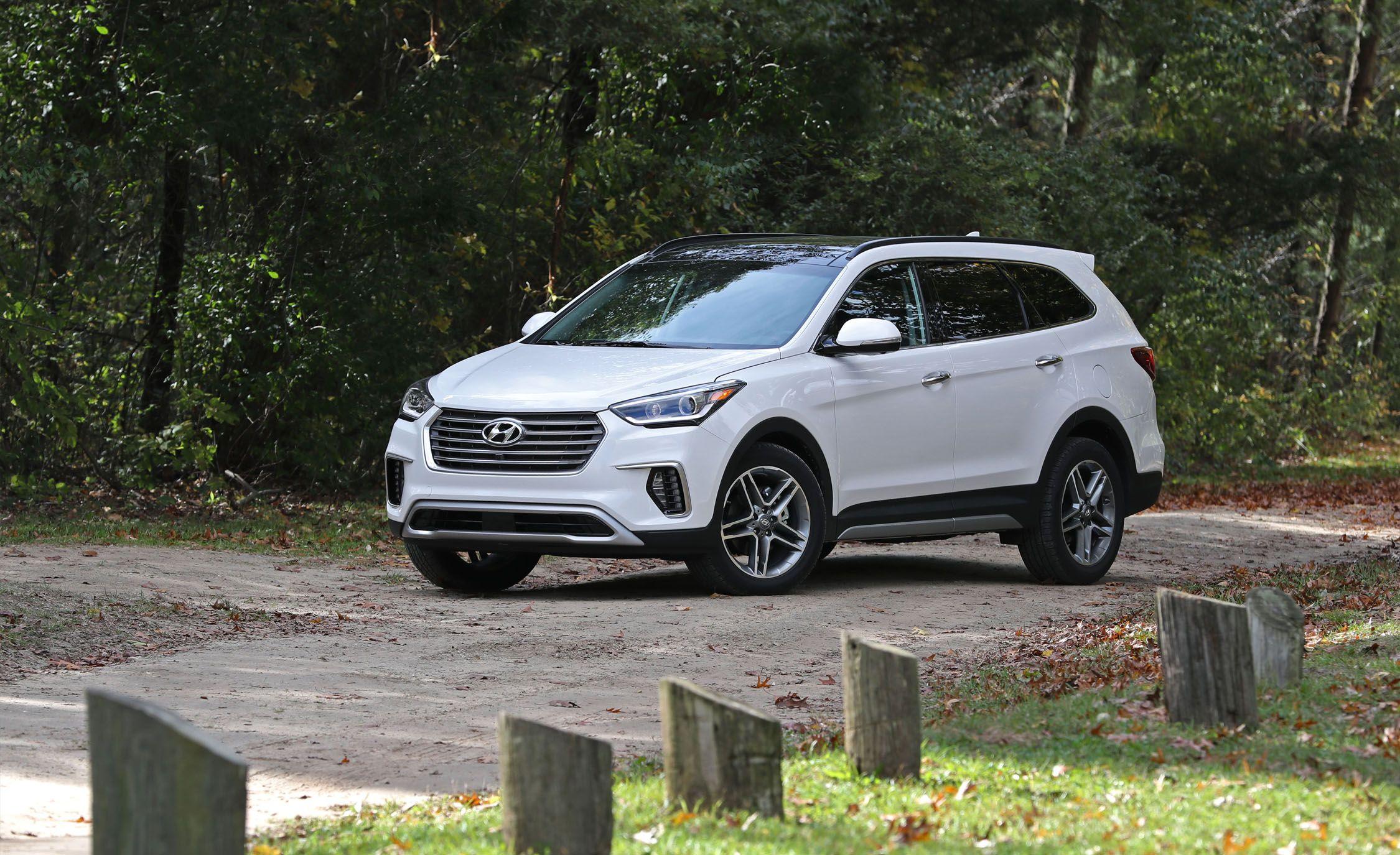 2017 Hyundai Santa Fe AWD