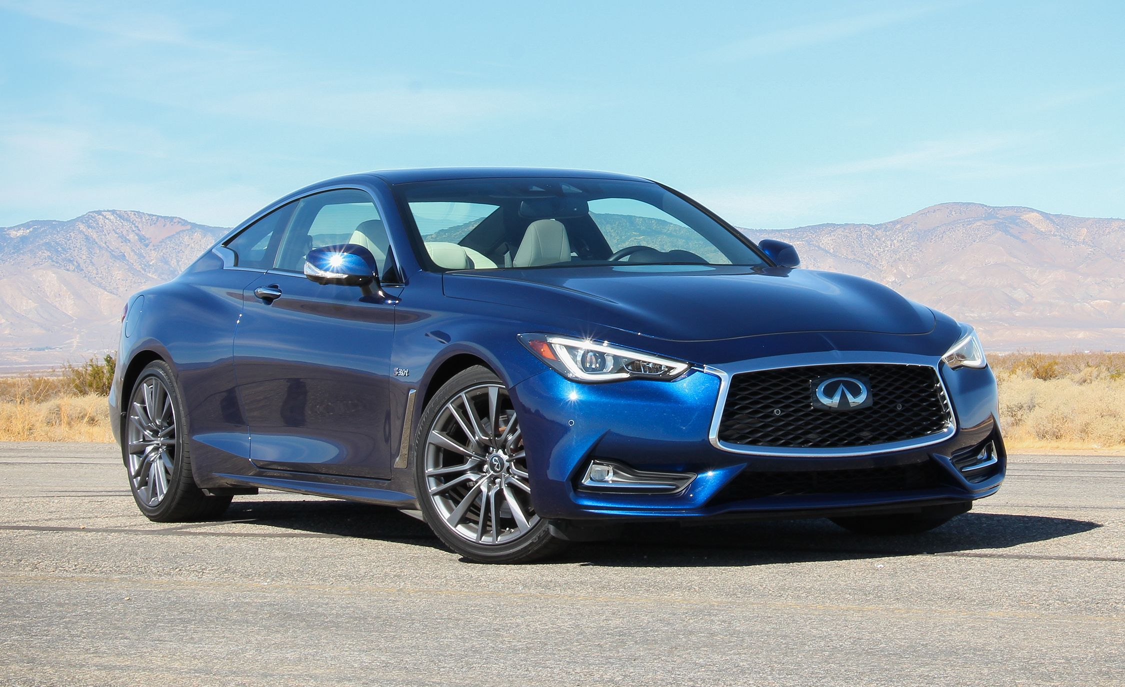 Infiniti Q60 Red Sport 400 Reviews Price Photos And Specs Car Driver