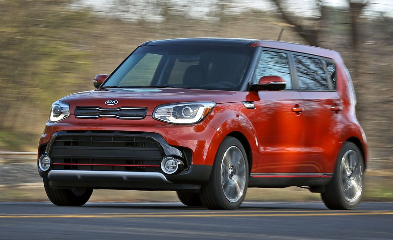 2020 Kia Soul Reviews Price Photos And Specs Car Driver