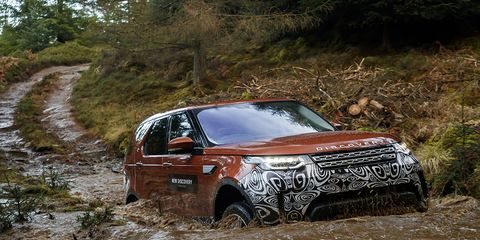 2017 land rover discovery prototype drive – review – car