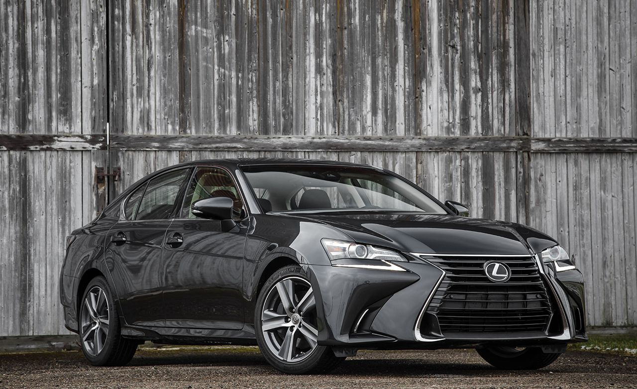 2017 lexus gs200t instrumented test review car and driver. Black Bedroom Furniture Sets. Home Design Ideas