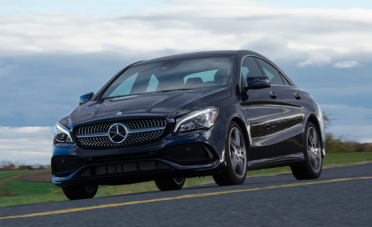 2017 Mercedes Benz Cla250