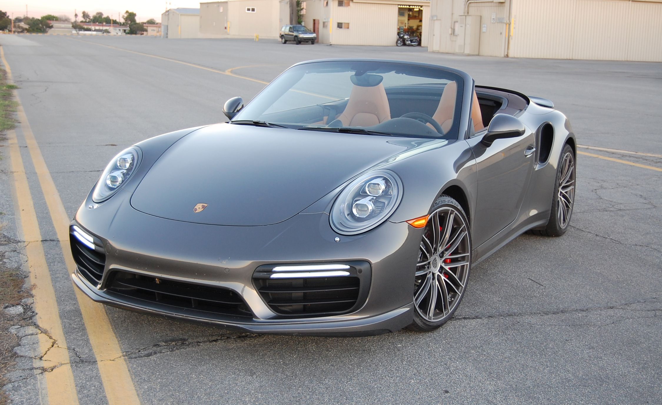 2017 porsche 911 turbo cabriolet test review car and driver