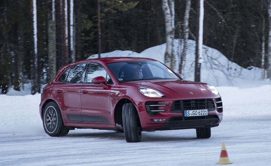 2017 Porsche Macan Turbo with Performance Package First Drive ...