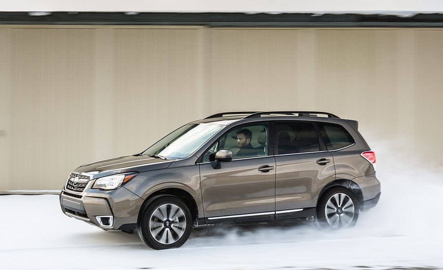 Subaru Forester Review Car And Driver