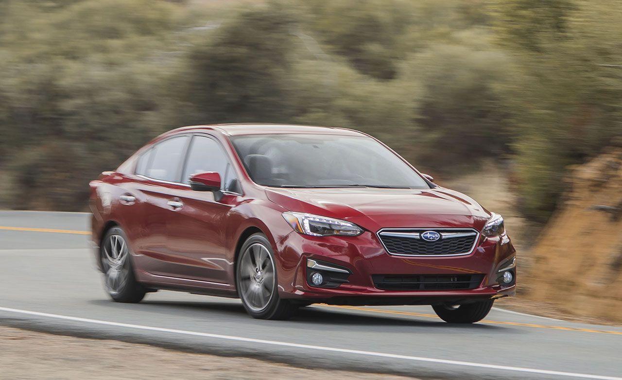 Subaru impreza review 2017