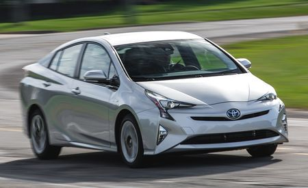 2016 toyota prius two eco test review car and driver. Black Bedroom Furniture Sets. Home Design Ideas