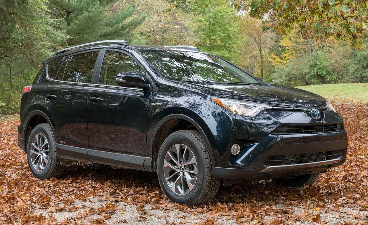 Toyota r4 2017