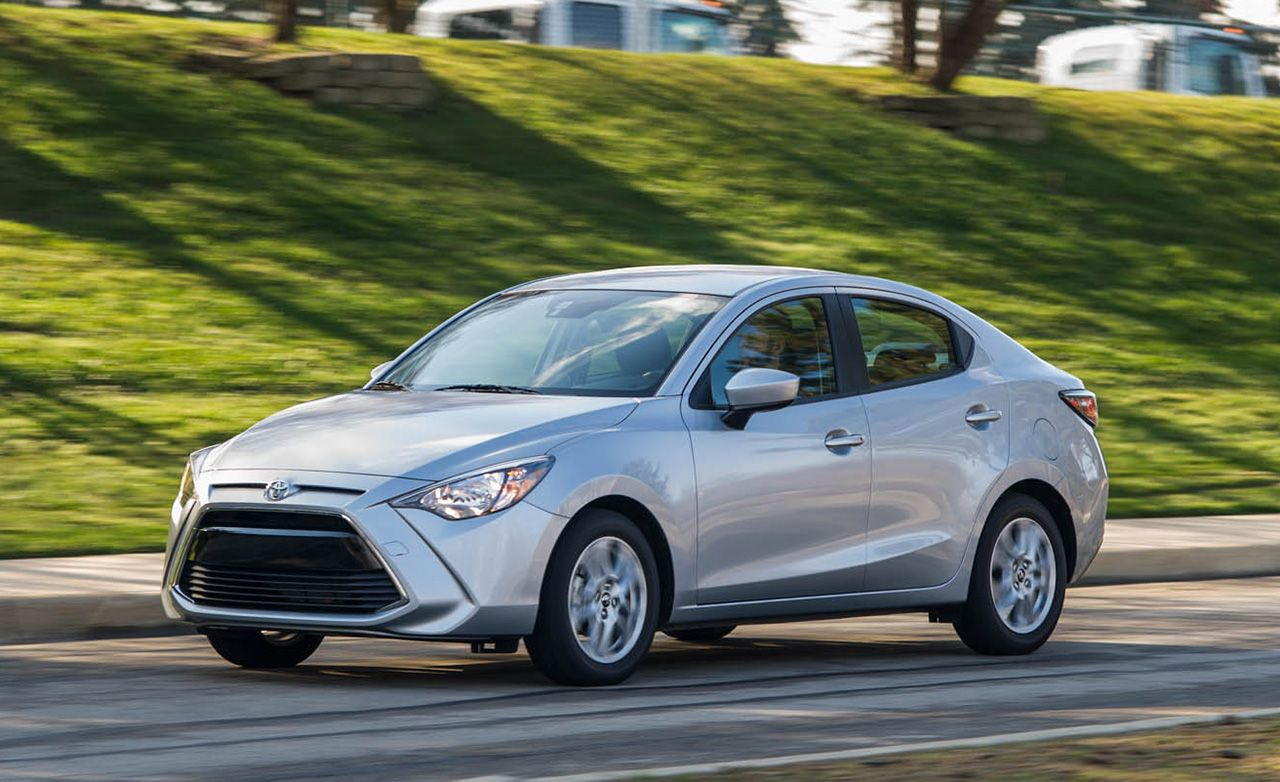 2017 toyota yaris review and info | 2018 Cars Models