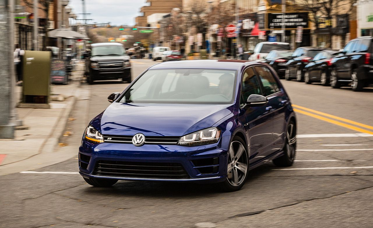 Volkswagen Golf R Reviews Price Photos And Specs Car Driver