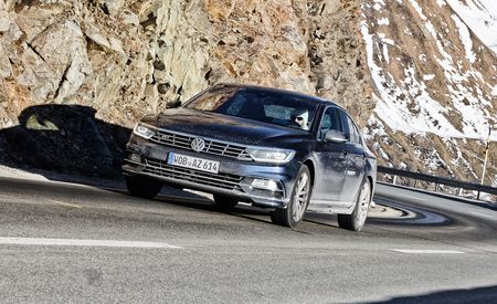 2017 Volkswagen Passat 2.0T Euro-Spec