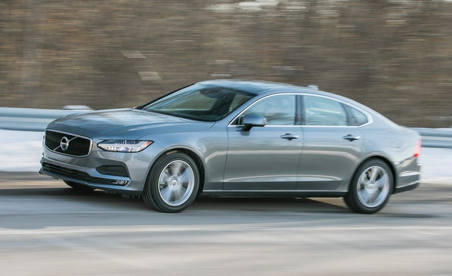 2017 Volvo S90 T5 FWD