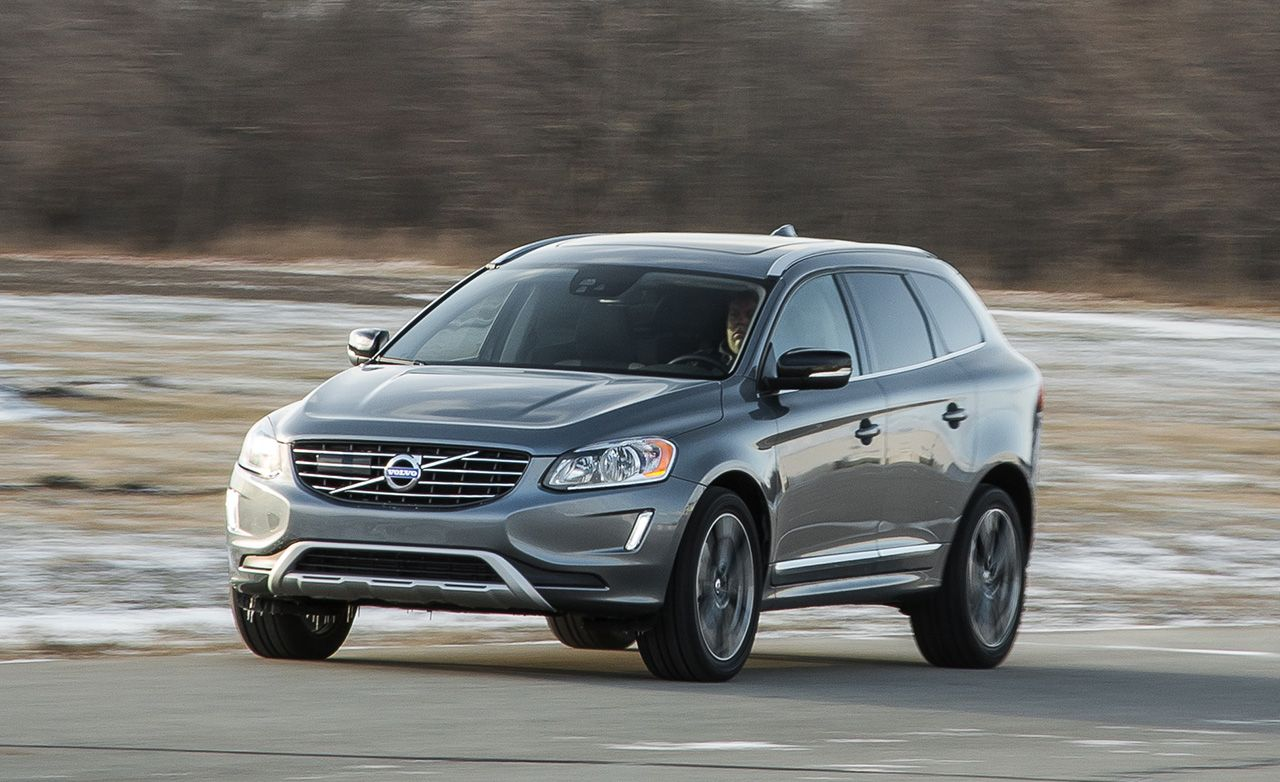 Model 2017 Volvo XC60  Review  Car And Driver