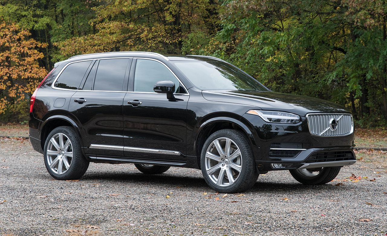2017 volvo xc90 inscription review