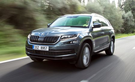 2017 Skoda Kodiaq, the Czech Version of Our Next VW Tiguan