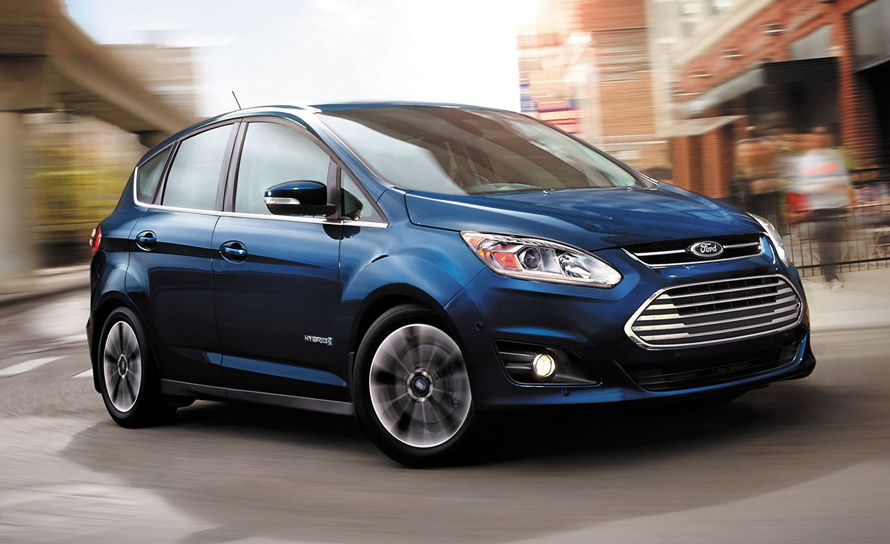2017 Ford C-Max / C-Max Energi: C the Differences