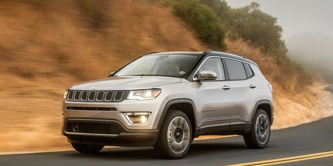Jeep Is So Por Right Now That It Can Literally Invent A Vehicle Segment S Just What The Brand Has Done With All New 2017 Comp