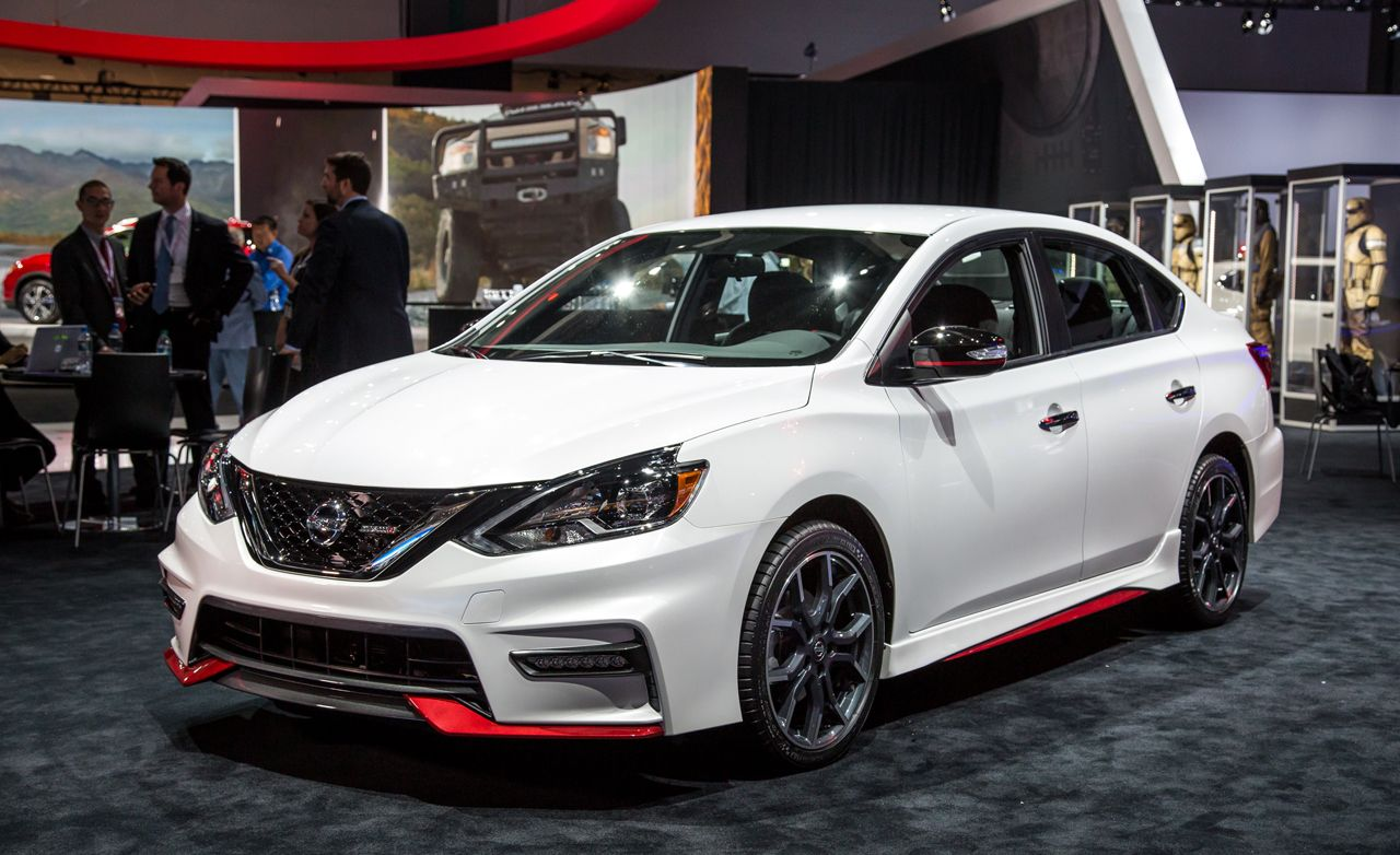 2019 Nissan Sentra Nismo Reviews Nissan Sentra Nismo Price Photos