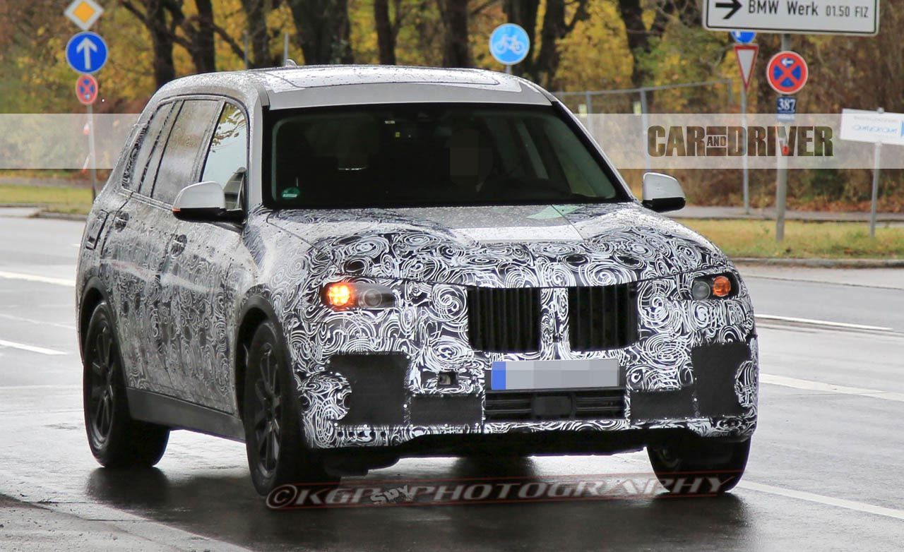 2018 Bmw X7 25 Cars Worth Waiting For Feature Car And