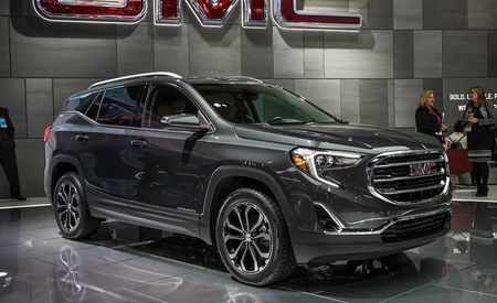 2018 GMC Terrain: Compact (and Premium) at Last