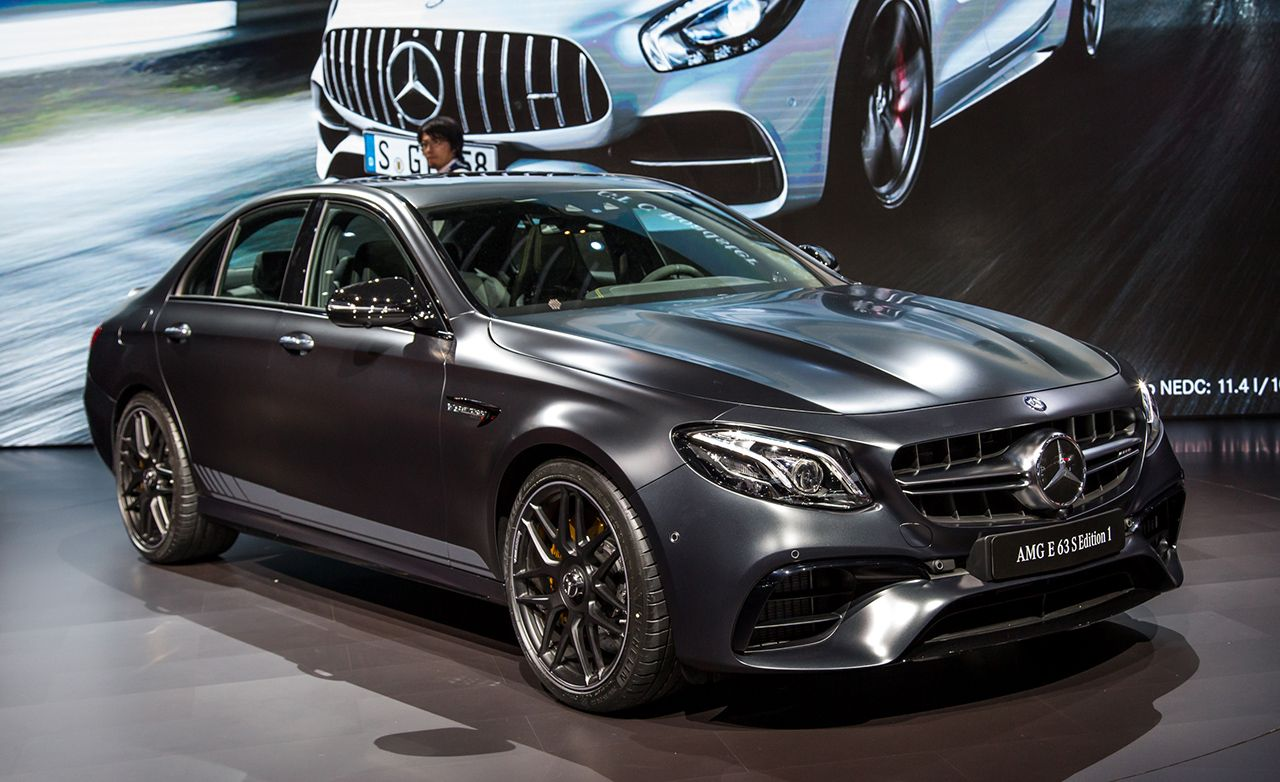 2018 mercedes amg e63 photos and info 8211 news 8211 car and