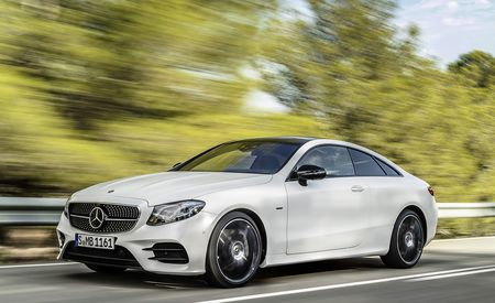 2018 Mercedes-Benz E-class Coupe: More Size, More Style, More Space