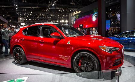 2018 Alfa Romeo Stelvio and Stelvio Quadrifoglio Revealed!