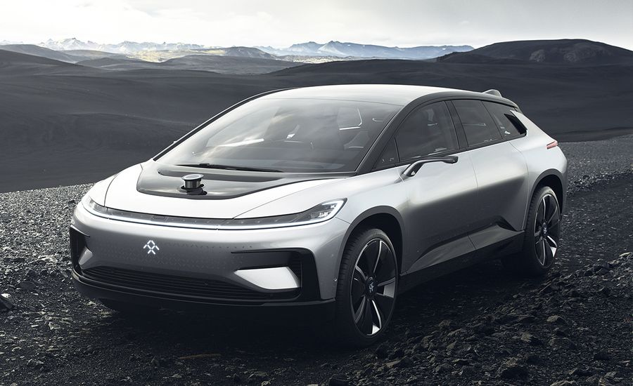 Meet the Faraday Future FF91, the Most Advanced EV Ever (If It Reaches Production)