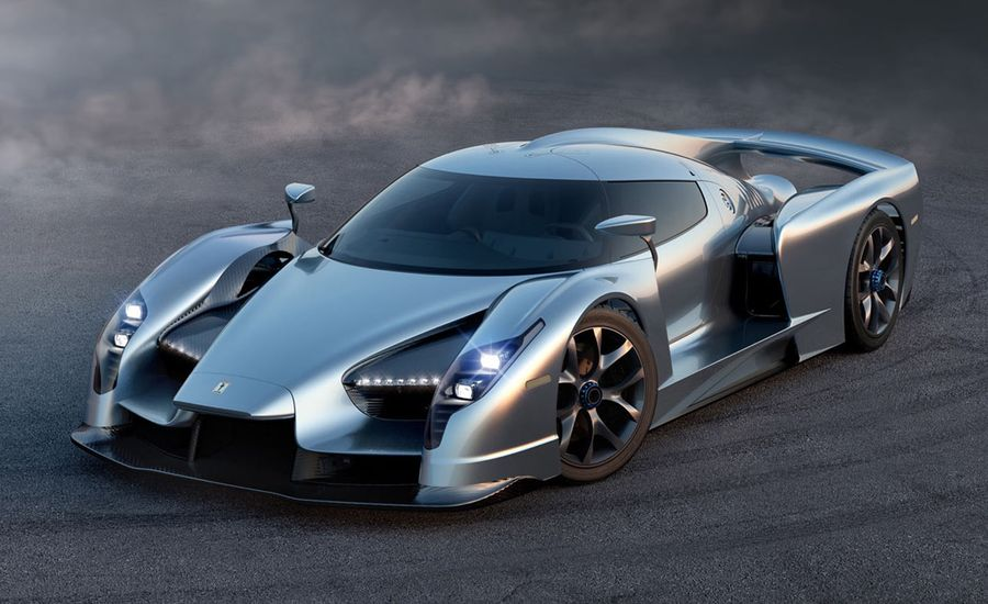 Scuderia Cameron Glickenhaus's SCG 003S: The Street Version
